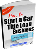 Car title loan franchise profitable